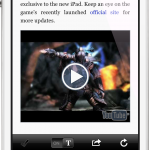 You'll always be able to see those cool embedded videos in your articles with Read It Later!