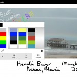 Adobe Ideas version 1.6 (iPad 2) - Themes