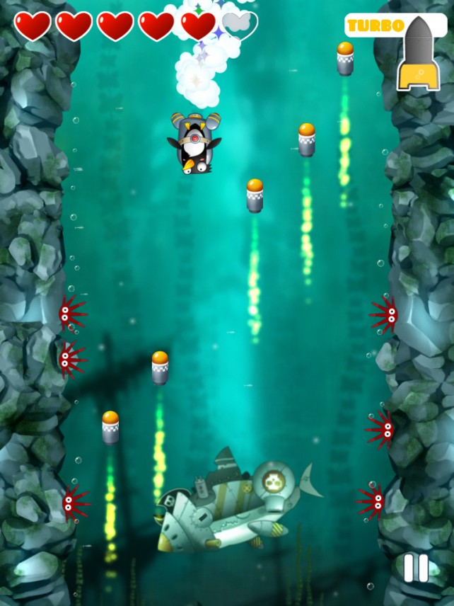 A Penguin Out For Vengeance, Captain Antarctica Is Coming Soon To iOS