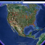 Google Earth version 6.2 (iPad 2) - Map Updates