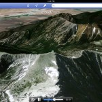 Google Earth version 6.2 (iPad 2) - Tour
