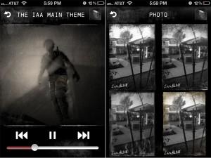 I Am Alive Companion (iPhone 4) - Soundtrack and Photo