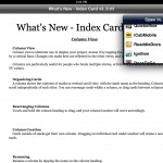Index Card version 3.0 (iPad 2) - Preview