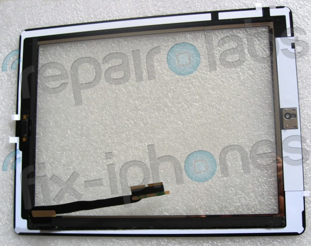 The iPad 3? Look, A Home Button