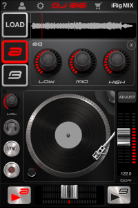 DJ Rig by IK Multimedia screenshot