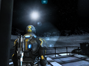 MASS EFFECT INFILTRATOR by Electronic Arts screenshot