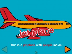Planes (iPad 2) - Interactive