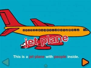 Planes (iPad 2) - Interactive