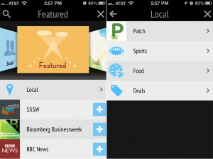 Pulse News version 2.7.3 (iPhone 4) - Local