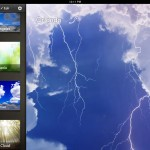 Weather 2x (iPad 2) - Locations