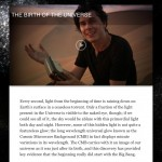 Brian Cox's Wonders of the Universe (iPad 2) - Articles