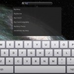 Brian Cox's Wonders of the Universe (iPad 2) - Search