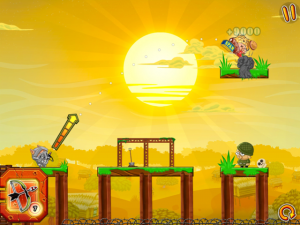 Hambo HD by Miniclip.com screenshot