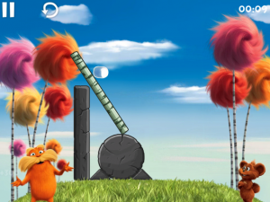 The Lorax HD by Miniclip.com screenshot