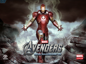 MARVELS THE AVENGERS: IRON MAN  MARK VII by Loud Crow Interactive Inc. screenshot