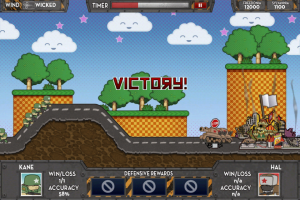 iSiege: Nuclear Option by Pew Pew Entertainment screenshot