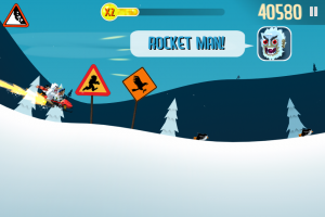 Ski Safari by Defiant Development screenshot