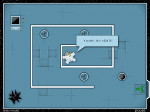 Space Survivors by Single Button screenshot