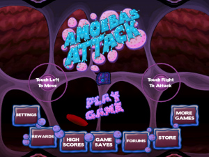 Amoebas Attack by Pixofactor, LLC screenshot