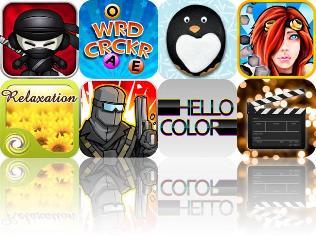 Today's Apps Gone Free: Pocket Ninjas, Word Cracker, Hiku, And More