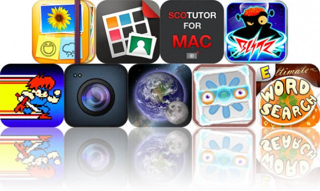 Today's Apps Gone Free: Wonderful Days, Frame Artist, SCOtutor For Mac, And More