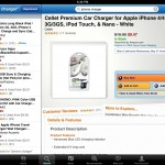 Amazon Mobile version 1.9 (iPad 2) - Home