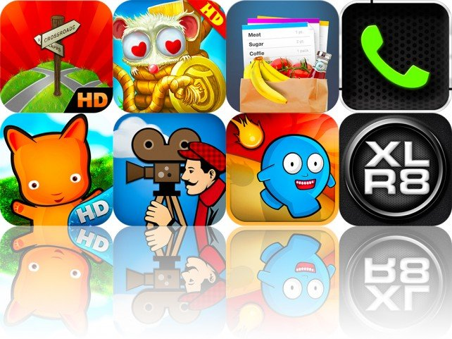 Today's Apps Gone Free: CrossRoads, Kiko: The Last Totem, XLR8, And More