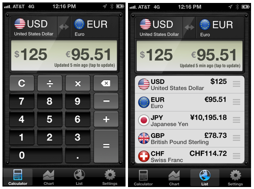 Currency+ by Lifelike Apps