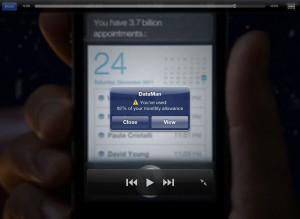 DataMan Pro version 5.0 (iPad) - Alerts