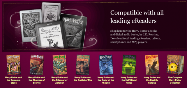 Harry Potter Comes To Mobile Devices
