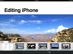 Hello iPhoto for iPad and iPhone - Chapter