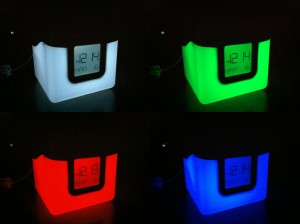 iHome iP18 - Colors