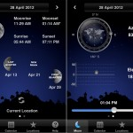 Moon Calendar version 1.1.5 (iPhone 4) - Moon