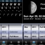 Moon Calendar version 1.1.5 (iPhone 4) - Calendar