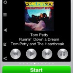 Runmeter version 7.0 (iPhone 4) - Music Player