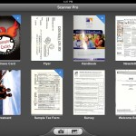 Scanner Pro version 4.0 (iPad 2) - Documents