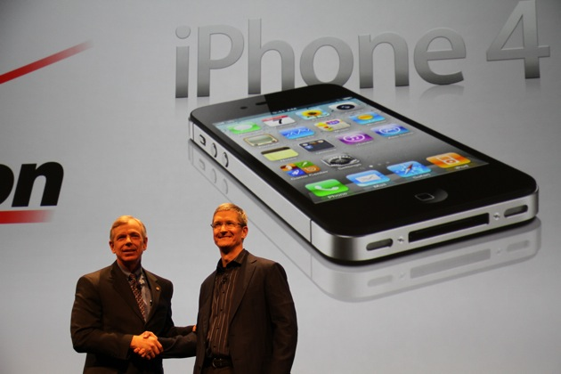 Verizon And Apple Announce Their iPhone