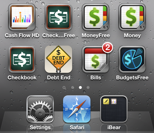 Bills For iPhone Notification Badge Bills, Bills, Bills … Bills For iPad, iPhone and Mac Get Major Updates