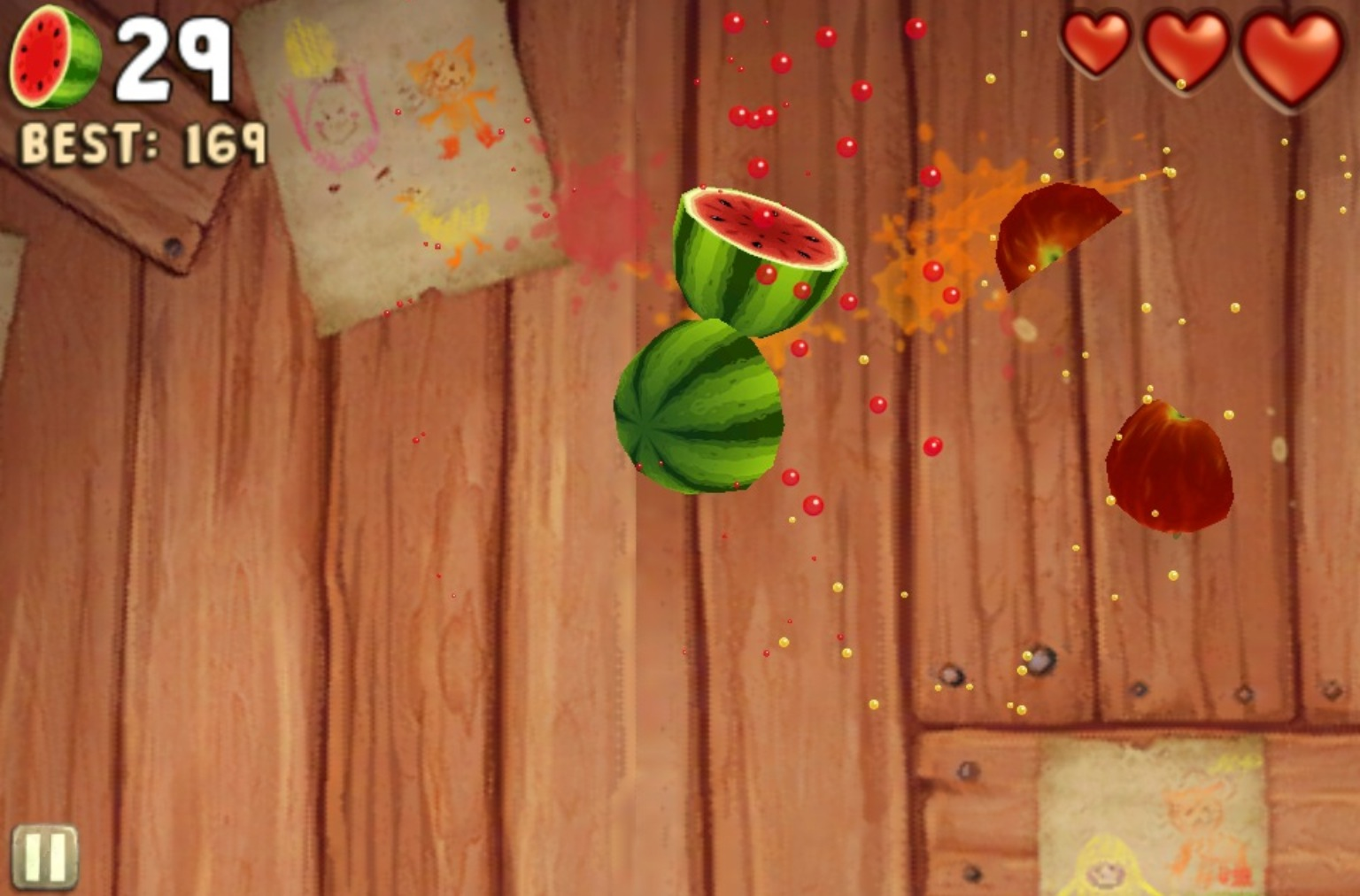 Fruit holy guacamole fruit ninja puss in boots gets new blades