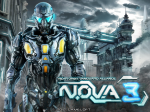N.O.V.A. 3 - Near Orbit Vanguard Alliance by Gameloft screenshot