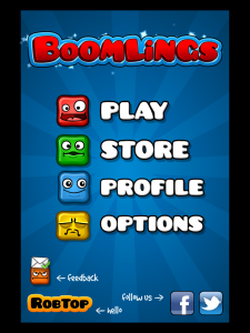 Boomlings by Robert Topala screenshot