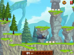 DreamWorks Dragons: TapDragonDrop by PikPok screenshot