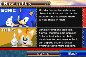 Sonic The Hedgehog 4™ Episode II by SEGA screenshot
