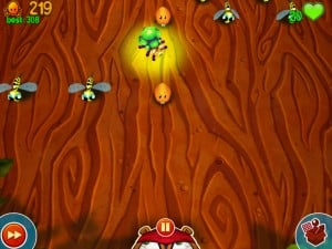 Bug Assault by Namco Networks America Inc. Games screenshot