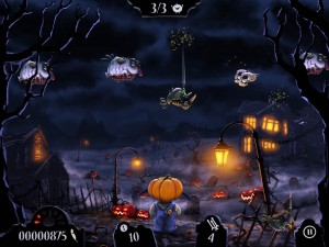 Shoot The Zombirds by Infinite Dreams Inc. screenshot