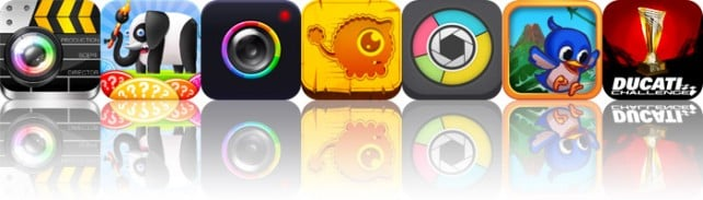 Today's Apps Gone Free: Movie360, Charadium II, ColorManager And More