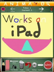 Animator (iPad 2) - Universal