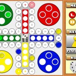 Best Board Games version 2.0 (iPad 2) - Ludo Classic