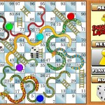Best Board Games version 2.0 (iPad 2) - Snakes and Ladders