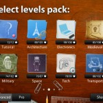 Blueprint 3D version 1.3 (iPhone 4) - Level Pack Selection